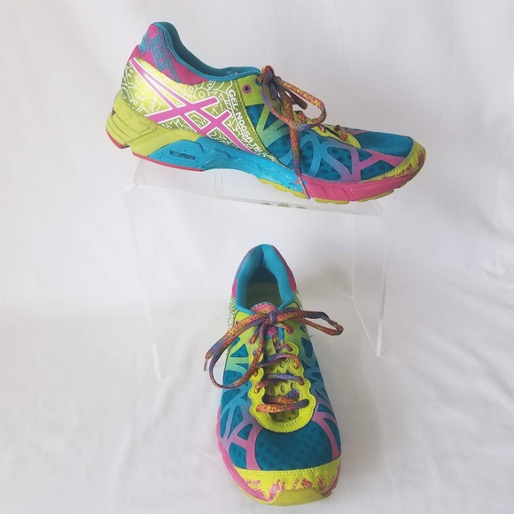 buy online 0e594 e1ad3 Asics Gel Noosa Tri 9 T458N Triathlon Running Shoe